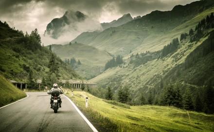 DIN motorsykkel tur!