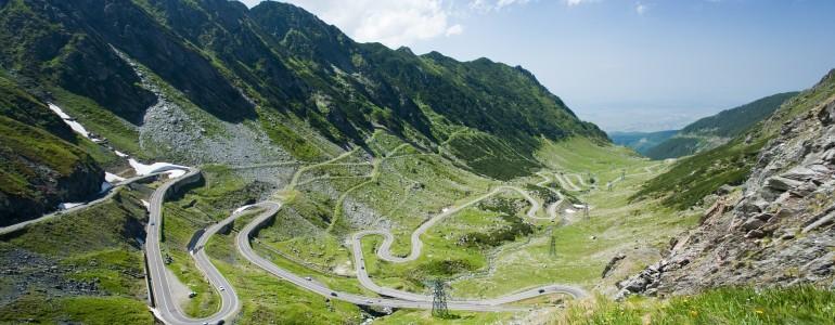 Transylvania og vakre Øst Europa