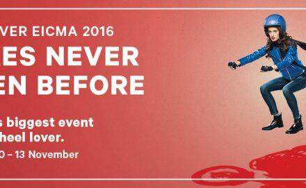 Eicma 2017 i Milano – verdens kuleste MC messe